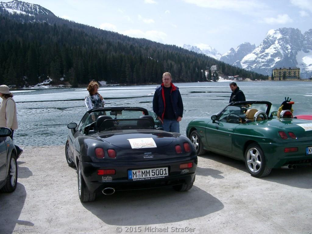 2003 - Quattro passi sulle dolomiti - Lago di Misurina