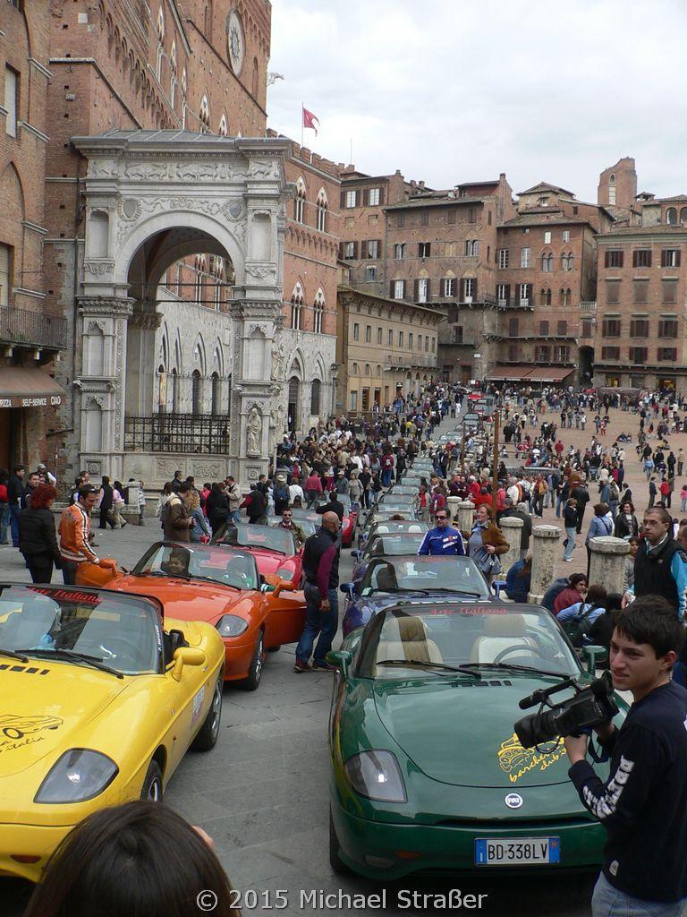 2005 - Arte Italiana - Siena, Piazza del Campo - Ein unvergessliches Erlebnis!