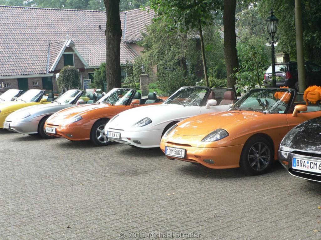2006 - Holland - Viel gefahren und doch nicht weit gekommen!