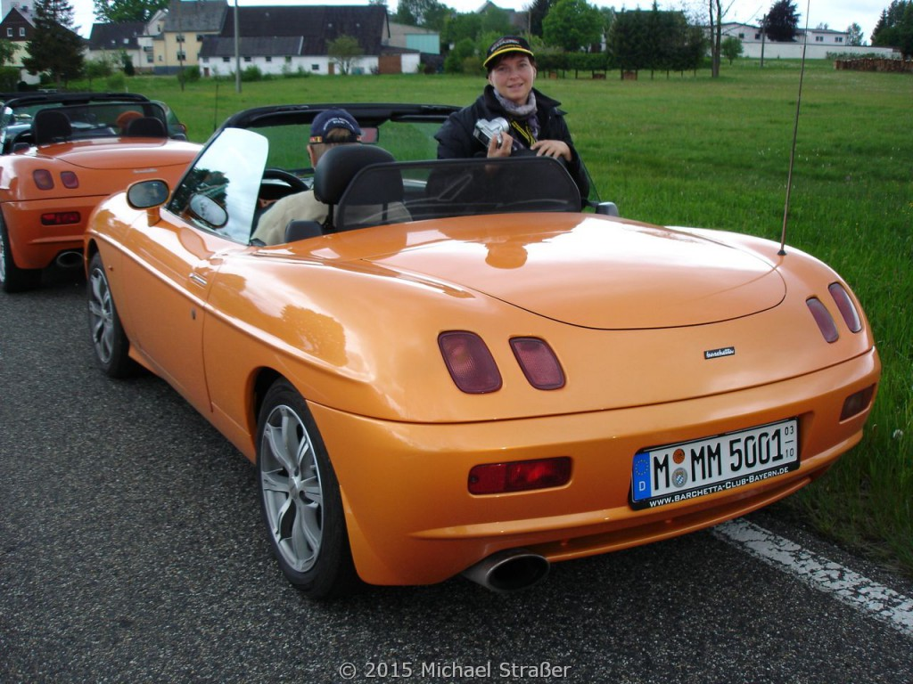 2006 - barchetta in the heart of Europe - Winkefrauchen