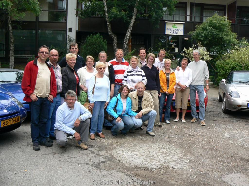 2007 - Norwegen - Die tolle Truppe