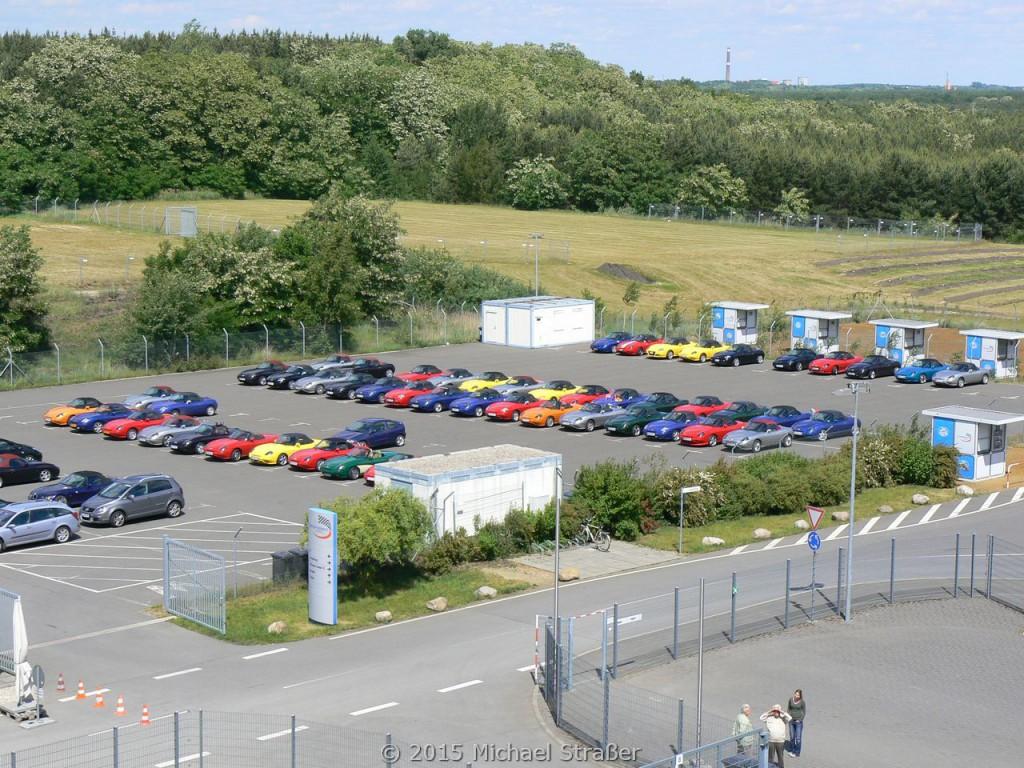 2009 - b-such in Sachsen - Lausitzring